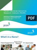 Pcori for Pipc 092811 (2)
