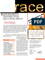 Winter 1996-7 Newsletter