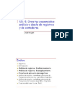 UD5 Circuitos Secuenciales