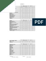 Medicine Inventory September 15, 2011