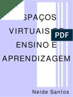 Neide Santos - Espaços Virtuais de Ensino e Aprendizagem