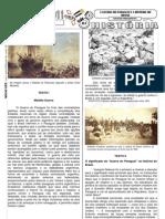 A Guerra Do Paraguai e a Historia Do Brasil