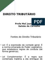 DIREITO TRIBUTÁRIO ok