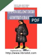 Chaucer - Cuento Del Escudero