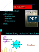 Ad Agency Structure
