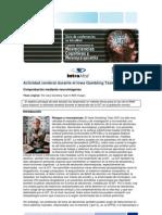 Actividad Cerebral Durante El Igt