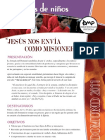 Catequesis Ni Nos