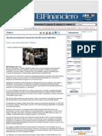 07-10-11 Aprobar presupuesto representa desafío para Legislativo