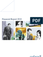 Financial Report 2010