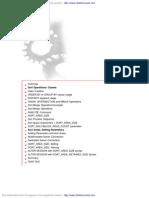 Oracle - Maximizing Sort Efficiency