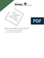 Usare Al Meglio Excel Parte 5