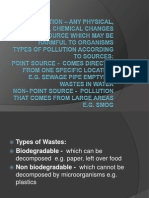 Handout Pollution-Reviewer Ppt