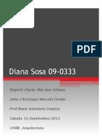 Diana Sosa 09-0333