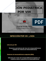 VIH en Pediatría Por Gabriel Alcalá-Cerra