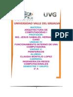 Unidad IV y v. Arquitectura de as i (2)