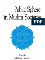 Hoexter Et Al Eds - The Public Sphere in the Muslim World