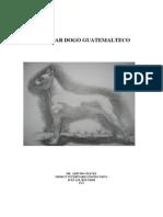 Estandar Dogo Guatemalteco Actualizado 16 Ago 200