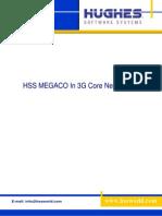 Hss Megaco in 3g Core Network