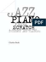 Charles Beale - Jazz Piano From Scratch ABRSM