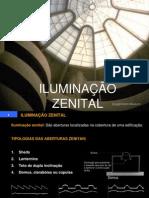 Iluminacao Zenital Estrategia de Projeto
