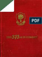 WWII 373rd Field Artillery Battalion