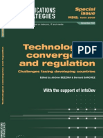 Technology Convergence and Regulation