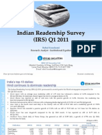 Indian+Readership+Survey+Q1+2011