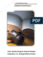 procedimiento penal