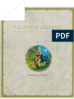 Ultima Online Renaissance - Reference Guide