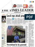 Times Leader 10-08-2011