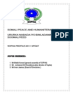 Sopha Profile