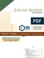 Morin Edgar - El Metodo 3 El Conocimiento Del Conocimiento