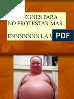 4razonesparanoprotestarmasdelavida