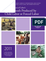 List of Goods Produced by Child Labor or Forced Labor