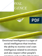 PPT Emotional INtelligence