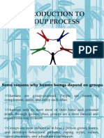 Introduction to Group Process