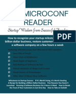 Microconf Reader
