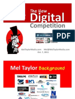 Newspaper Web Competition Oct 2011