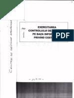 Cap. 1 Exercitarea Controlului de Gestiune Pe Baza Informatiei Privind Costurile
