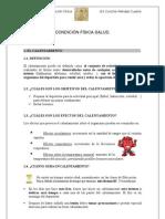 CONDICIÓN FÍSICA 1er CICLO