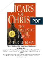 Peter de Rosa - Vicars of Christ (1988)