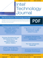 Intel Technology Journal - Semiconductor Technology and Manufacturing - 2002