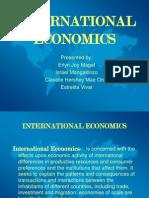 Ppt in Economics (International Eco) (1)