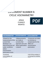 Exp9 Cyclic Voltam