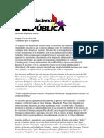 Hacia una República Federal - Joaquín Navarro Estevan
