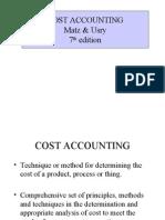 Basic Cost