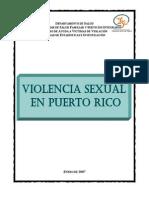 Violencia Sexual en PR Final 29-Marzo-07