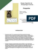 Equipo Argentino de Antropologia Forense - Catalogo Fotografias