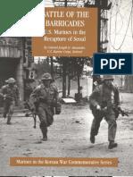 Battle of the Barricades
