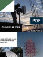 Ingeniería de Radio Primera Parte